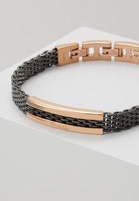 Breil - SNAP BRACELET - Armband - black - 4