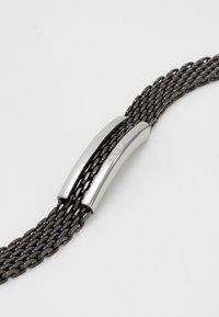 Breil - SNAP BRACELET - Armband - black - 2