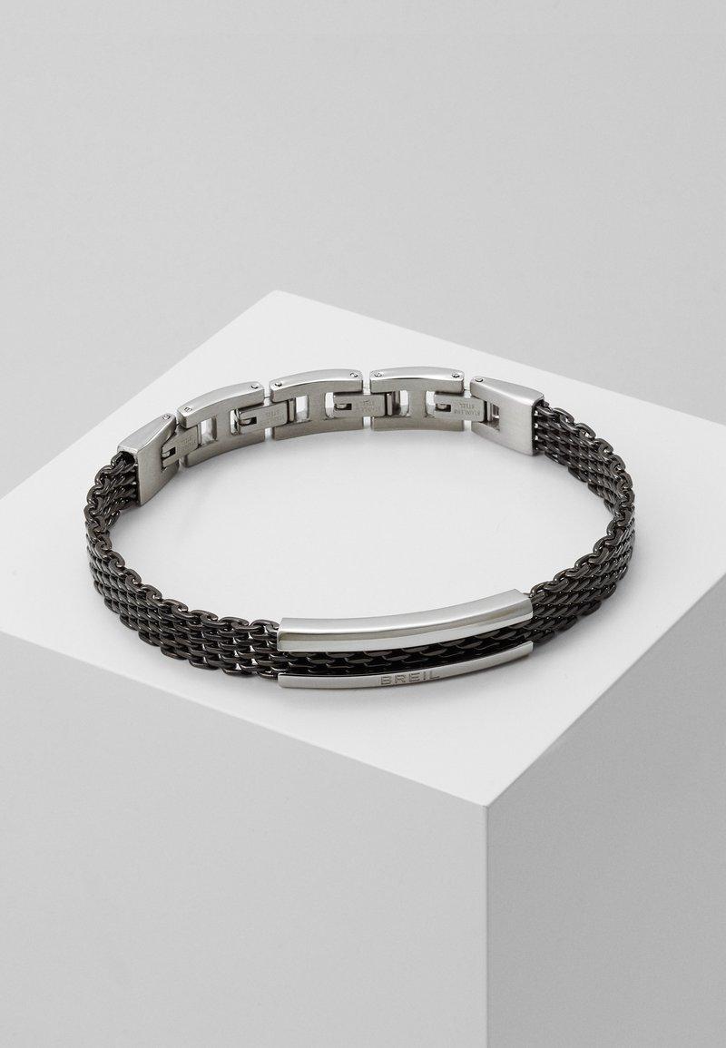 Breil - SNAP BRACELET - Armband - black