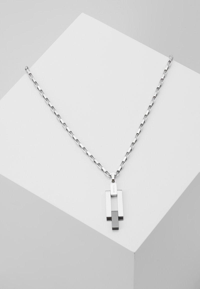 Breil - CLUSTER NECKLACE - Collier - black