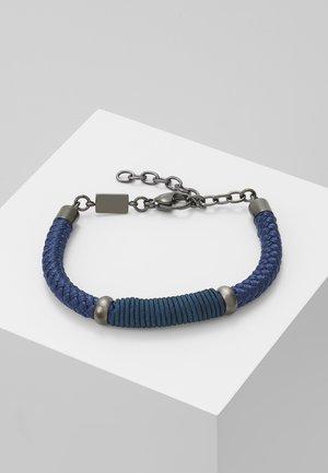 BOLT BRACELET - Armband - blue