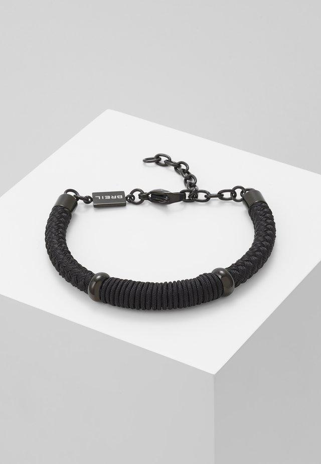 BOLT BRACELET - Armband - black