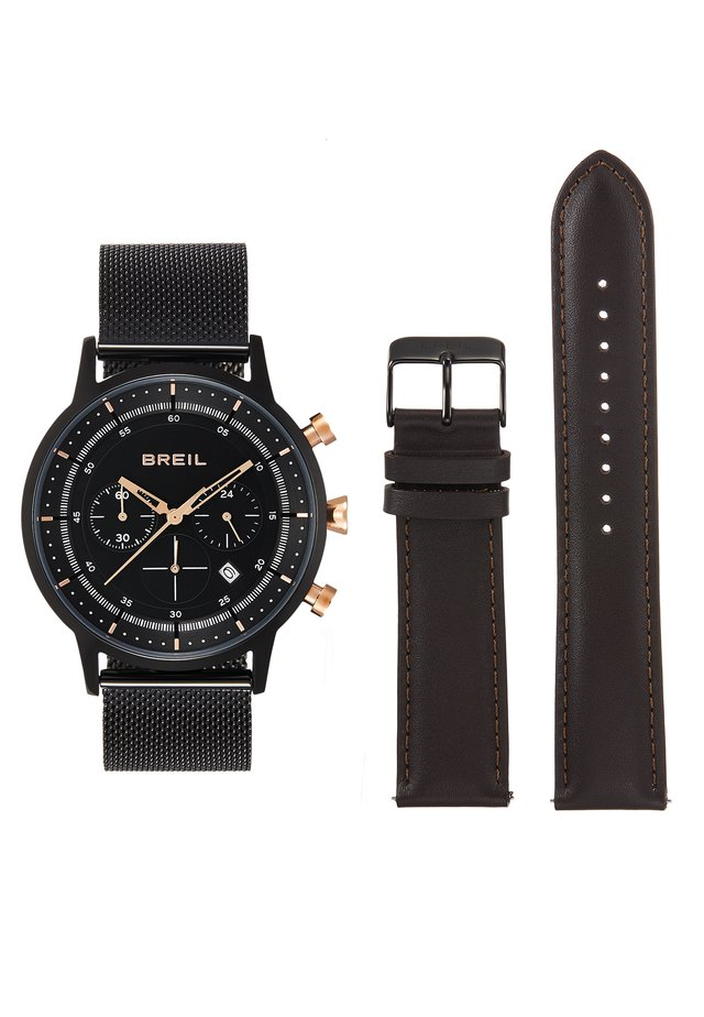 SIX.3.NINE - Chronograph watch - black