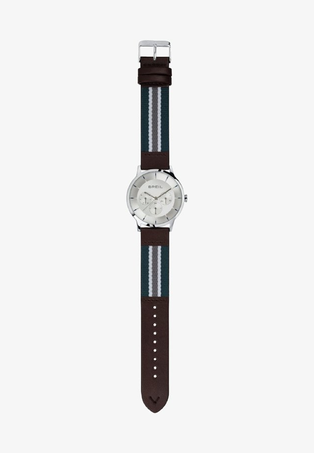 UOMO - Watch - brown/white