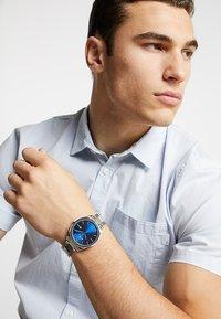 Breil - CLUBS 2-HAND - Klocka - silver-coloured/blue - 0