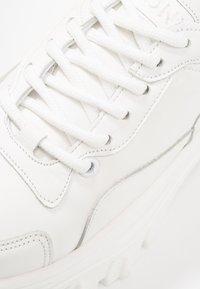 Bronx - JAXSTAR - Baskets basses - white - 2