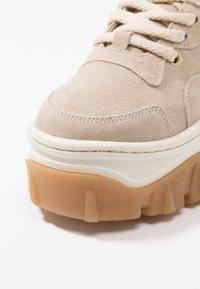 Bronx - JAXSTAR - Baskets basses - beige - 2