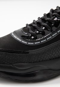 Bronx - BUBBLY - Sneaker low - black - 2
