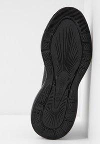 Bronx - BUBBLY - Sneaker low - black - 6
