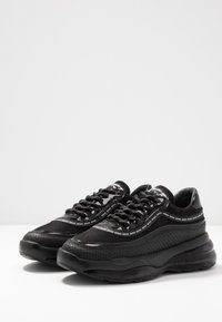 Bronx - BUBBLY - Sneaker low - black - 4