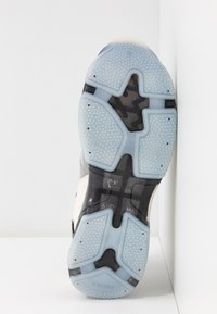 Bronx - BAISLEY - Sneakers - offwhite/silver/light blue - 6