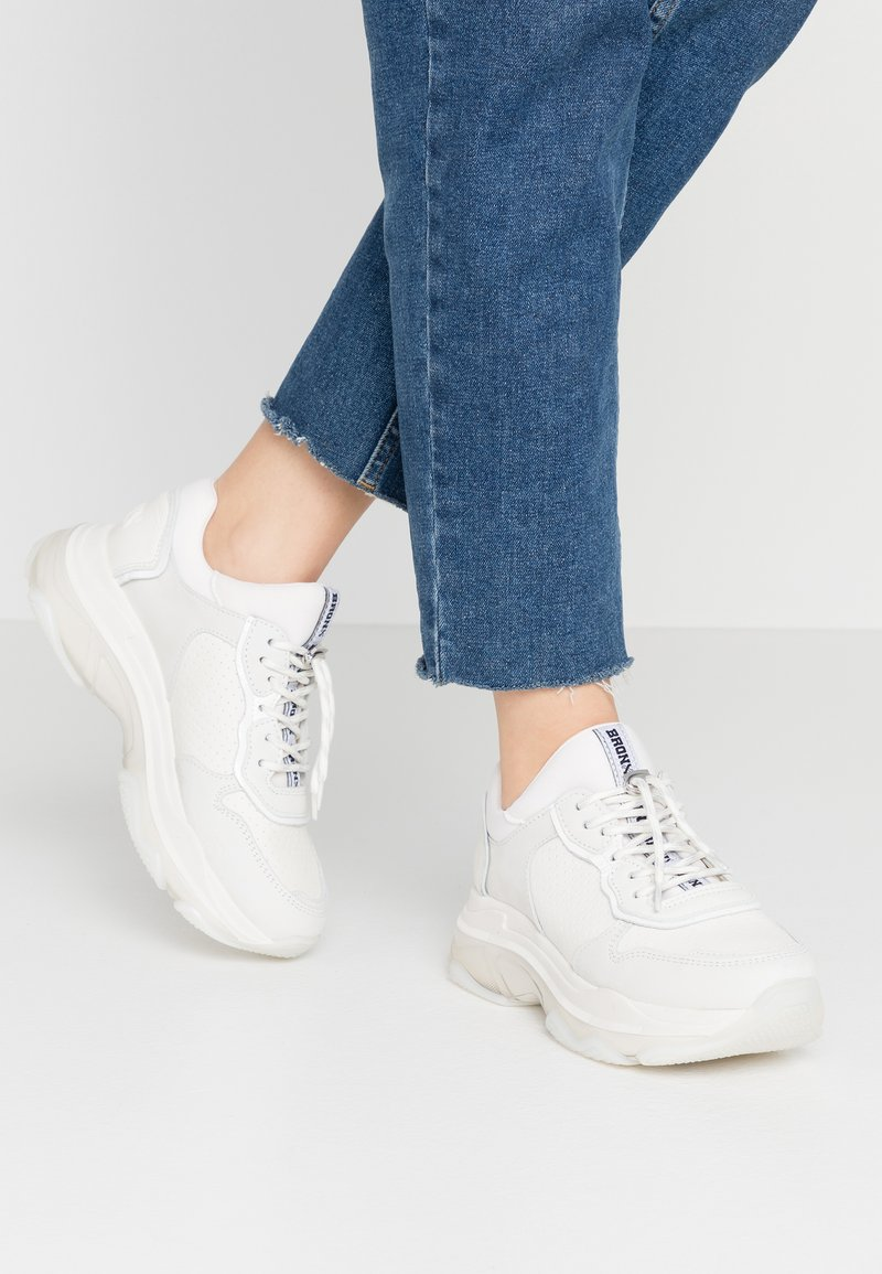 Bronx - BAISLEY - Trainers - offwhite