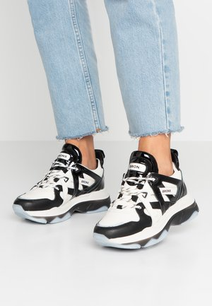 BAISLEY - Sneakers - black/off white