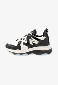 Bronx - BAISLEY - Joggesko - black/off white - 1