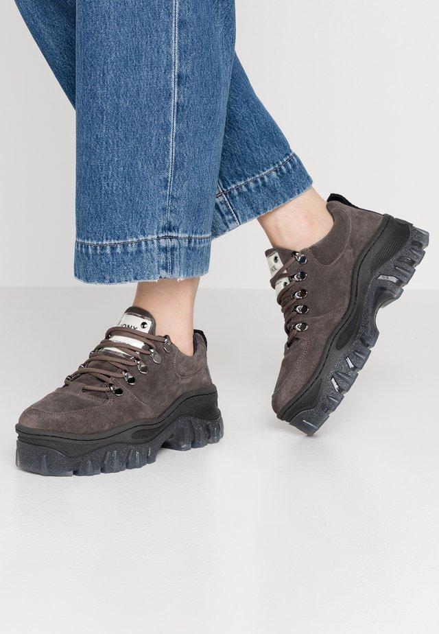 JAXSTAR - Sneaker low - dark grey