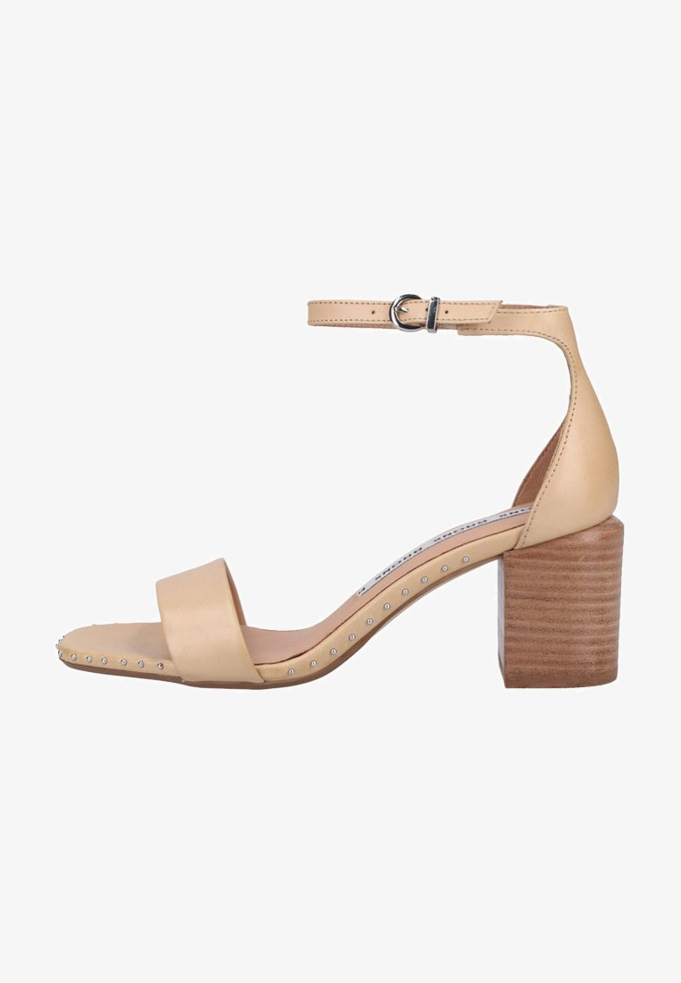 Bronx - High heeled sandals - cappuccino