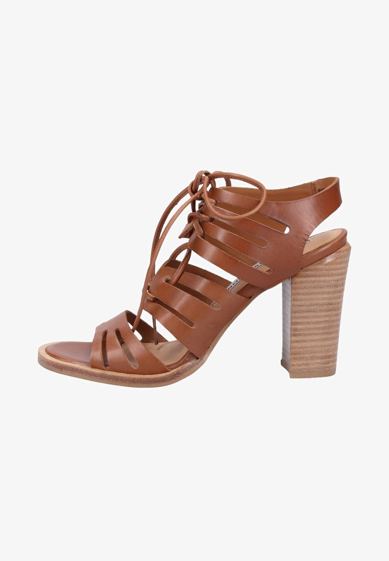 Bronx - High heeled sandals - tan