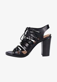 Bronx - High Heel Sandalette - black - 0