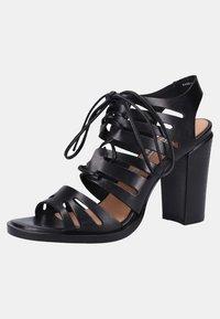 Bronx - High Heel Sandalette - black - 2