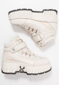 Bronx - MOON WALKK - High-top trainers - offwhite - 3