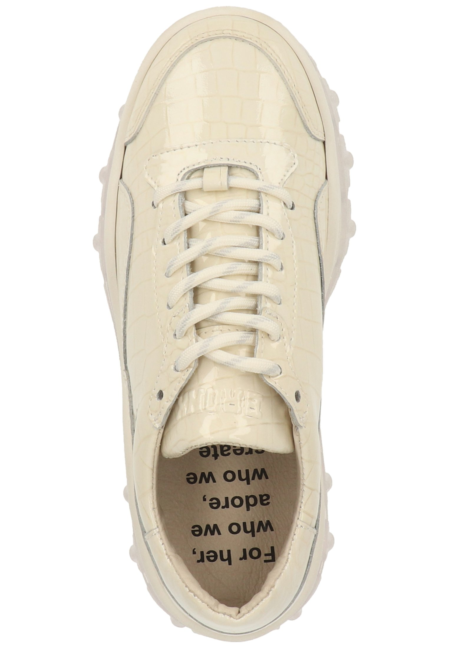 Bronx BRONX SNEAKER - Sneakers - off white 05