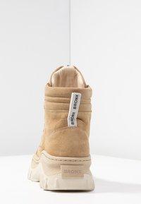 Bronx - JAXSTAR HIKING - Ankle boots - cappuccino - 5