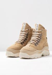 Bronx - JAXSTAR HIKING - Ankle boots - cappuccino - 4