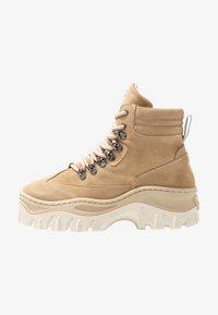Bronx - JAXSTAR HIKING - Ankle boots - cappuccino - 1