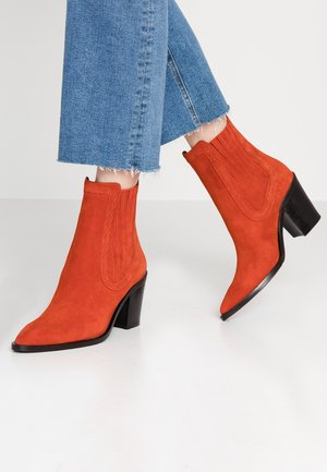 NEW-AMERICANA LOW - Classic ankle boots - rust