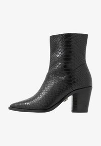 Bronx - NEW-AMERICANA LOW - Classic ankle boots - black - 1