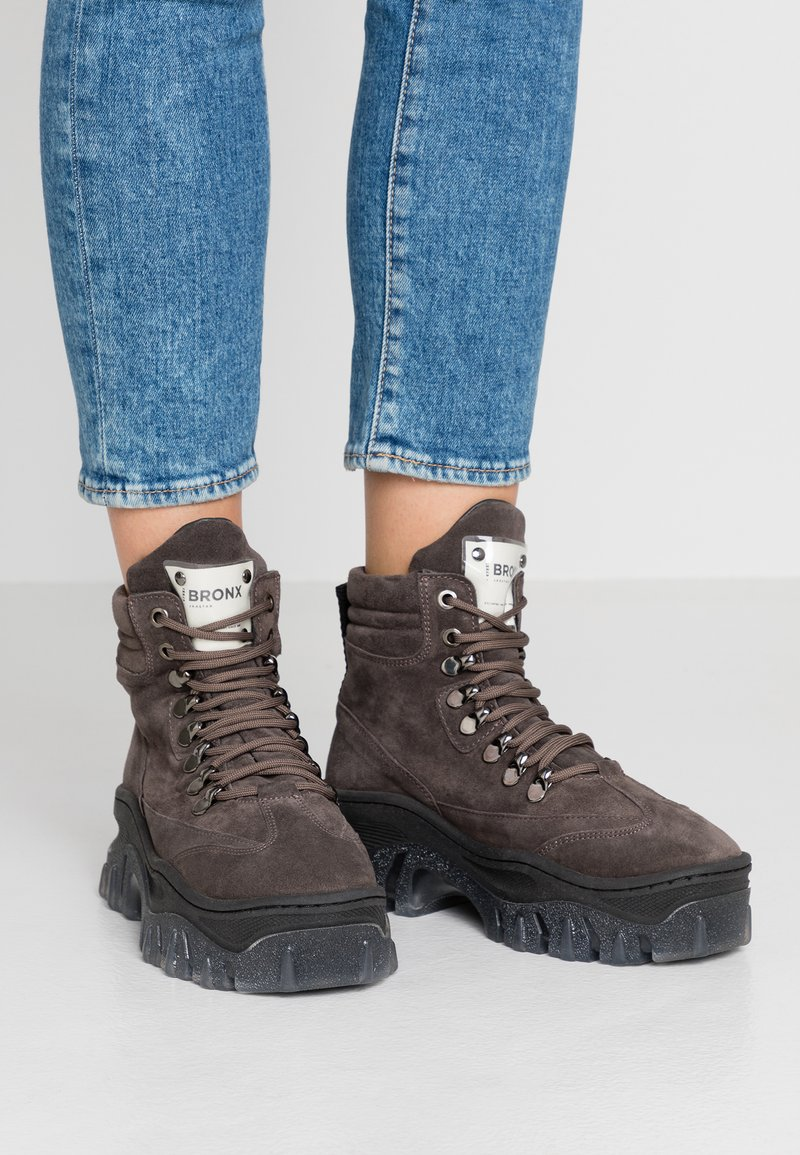 Bronx - JAXSTAR - Ankelboots - dark grey