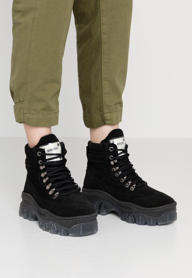 JAXSTAR - Ankle Boot - black