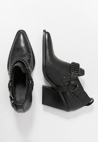 Bronx - NEW KOLE - High Heel Stiefelette - black - 3