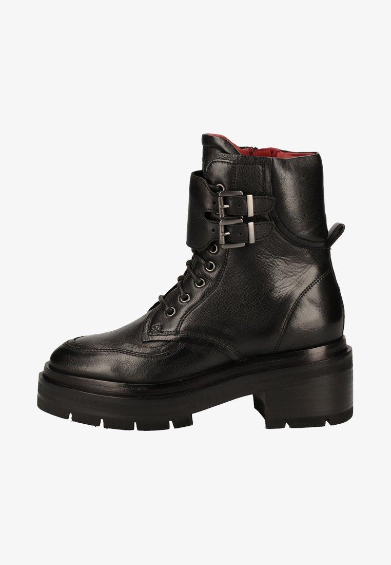 Bronx - Boots à talons - black