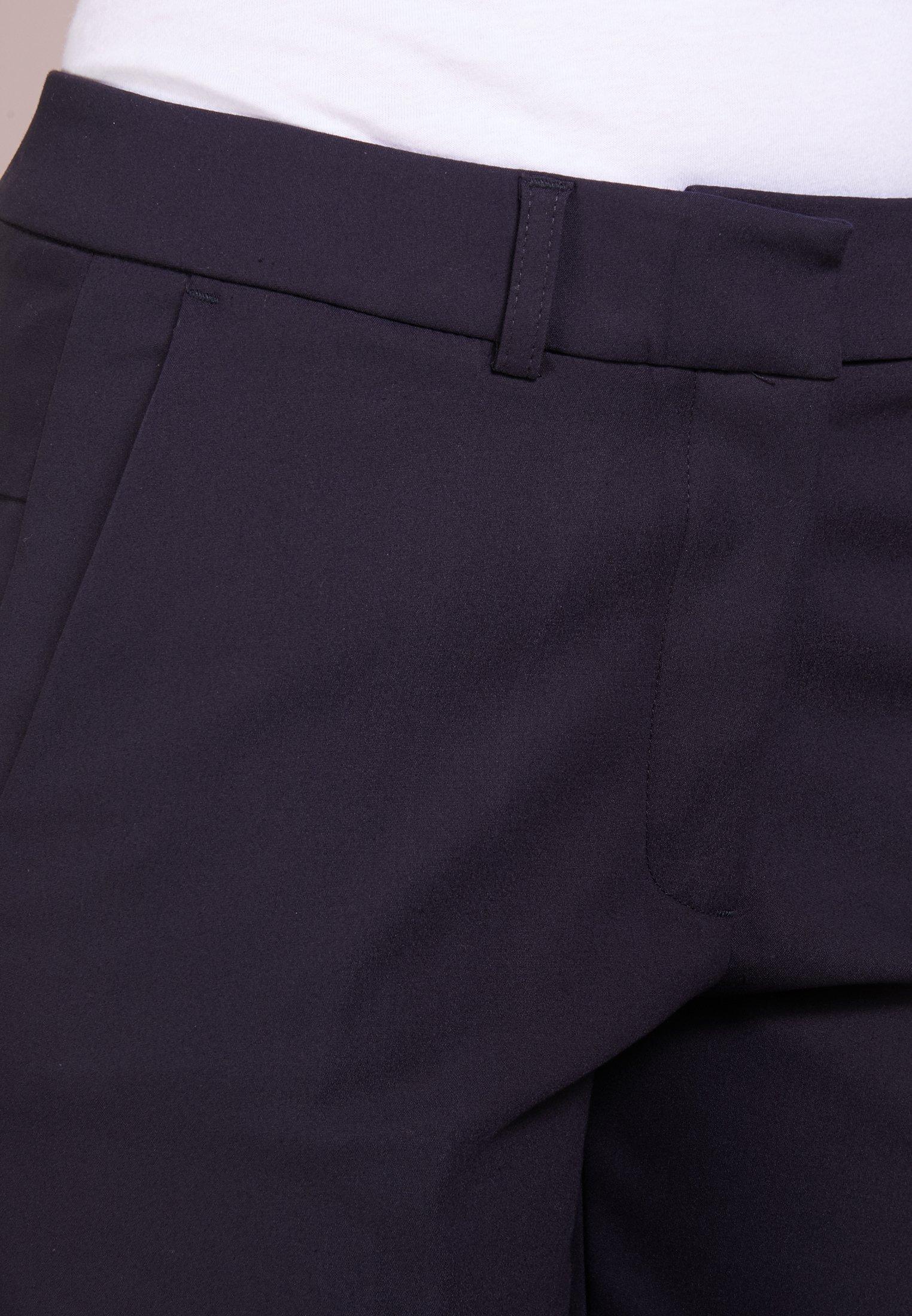 Bruuns Bazaar LYNN PANT - Spodnie materiałowe - navy