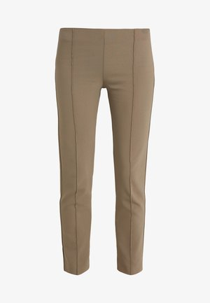 LYNN SIMONE PANT - Pantalon classique - khaki