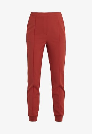 RUBY ATLA PANT - Tygbyxor - red rust