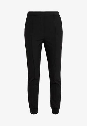 RUBY ATLA PANT - Spodnie materiałowe - black
