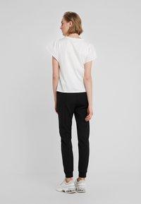 Bruuns Bazaar - RUBY ATLA PANT - Kalhoty - black - 2