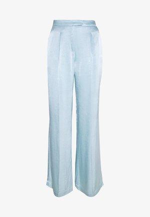 SOFIA TELMA PANT - Bukse - blue mist