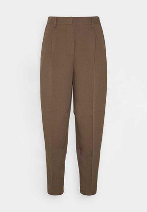 PARI DAGNY PANT - Pantaloni - earth brown