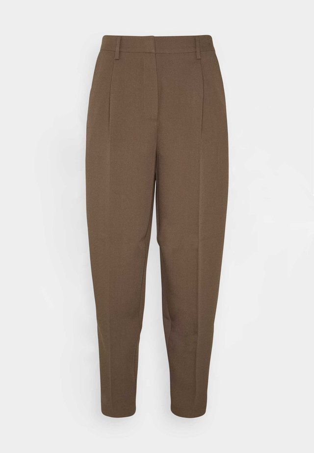 PARI DAGNY PANT - Broek - earth brown