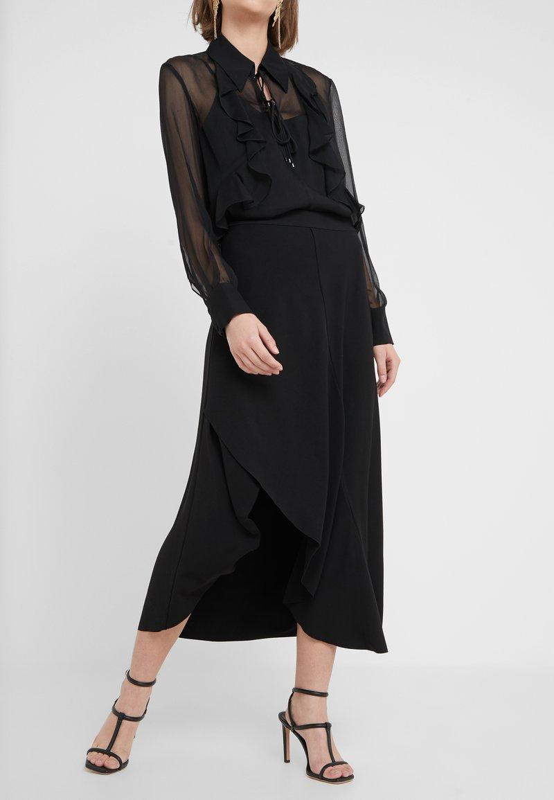 Bruuns Bazaar - RHONDA NELL SKIRT - A-lijn rok - black