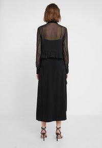 Bruuns Bazaar - RHONDA NELL SKIRT - A-lijn rok - black - 2