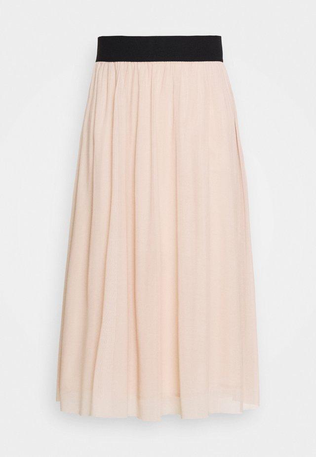 THORA VIOLET SKIRT - Áčková sukně - creamy rosa