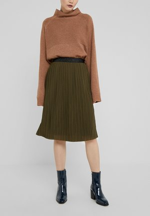 EMMERLIE CECILIE SKIRT - A-Linien-Rock - deep forest