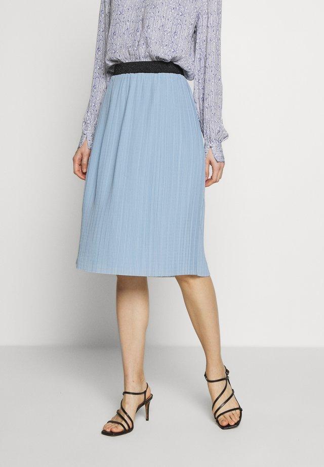 EMMERLIE CECILIE SKIRT - A-snit nederdel/ A-formede nederdele - blue