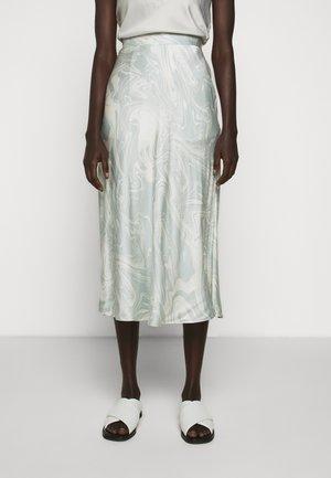 SKIRT - A-line skirt - sky artwork