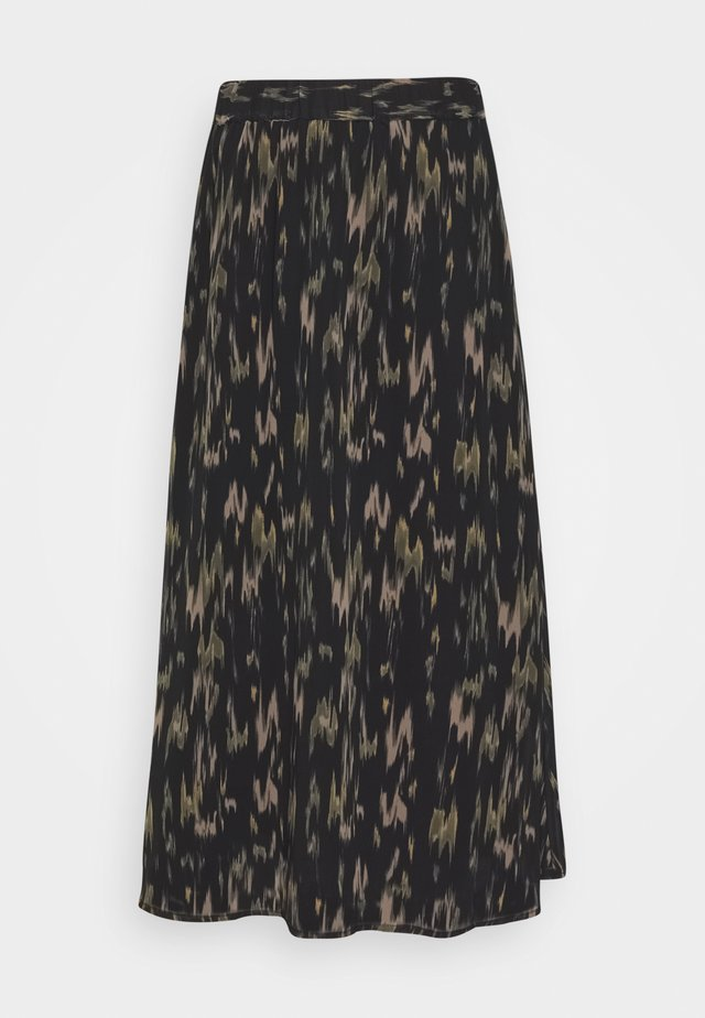BLURRY VIOLETTA SKIRT - A-line skirt - black