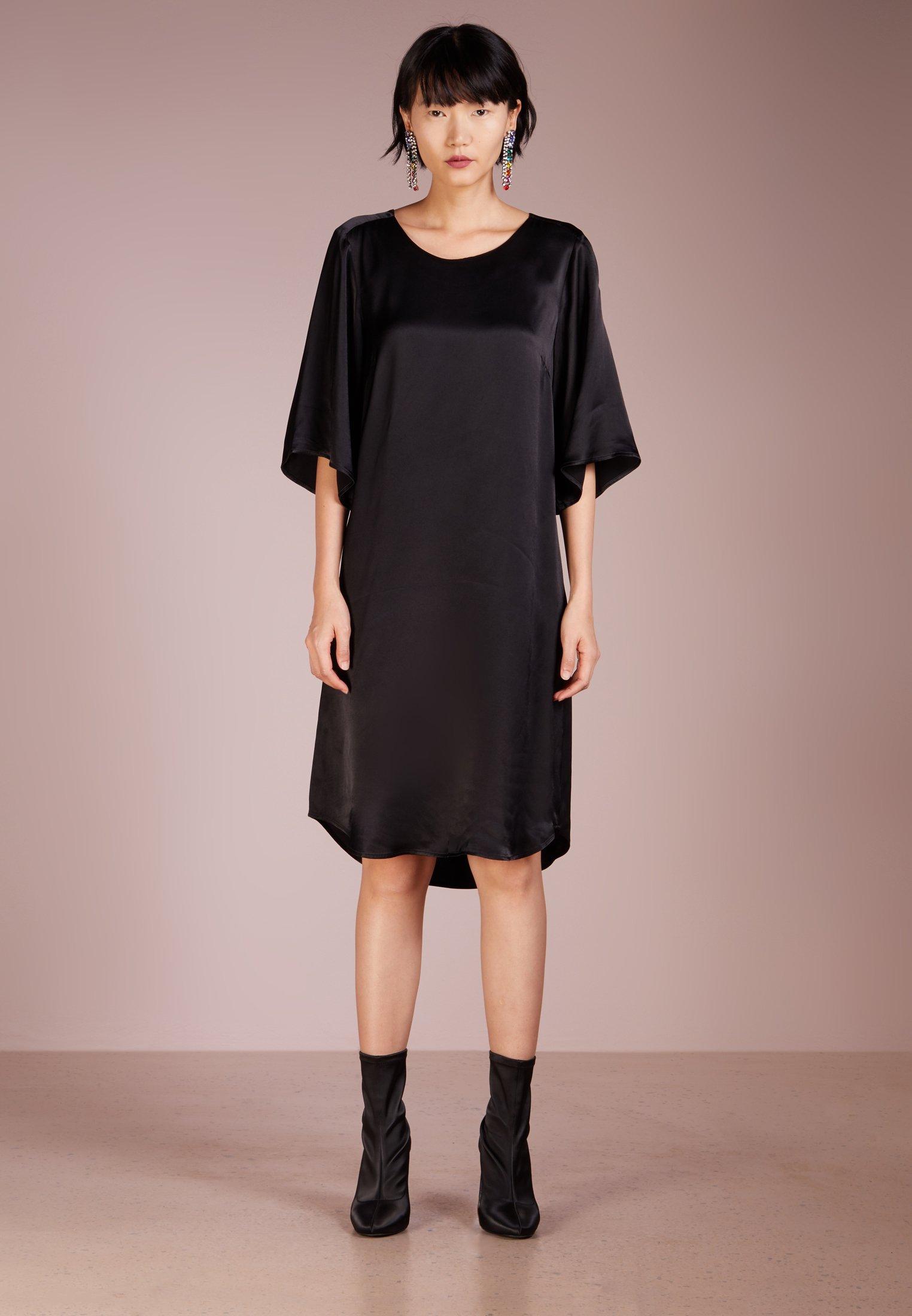 Bruuns Bazaar Robe d'été - noir black